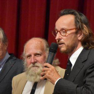 Conférence sur la collaboration Miró-Artigas. Le Doyenné, Brioude. 2019